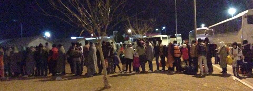 Komplikace na řecko-makedonských hranicích