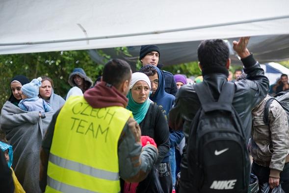 V Srbsku pomáhá uprchlíkům rekordní počet českých dobrovolníků
